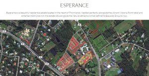 Esperance estate redlands